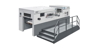 RS-800S AUTOMATIC DIE CUTTING & CREASING MACHINE