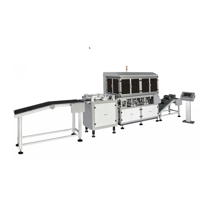 RS-ZC880A AUTOMATIC BOUTIQUE WINE BOX FORMING MACHINE