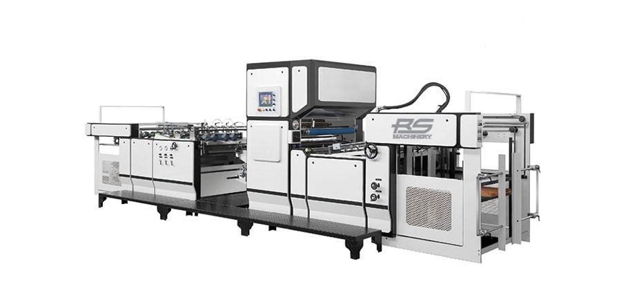 FM-B Automatic Vertical Laminating Machine