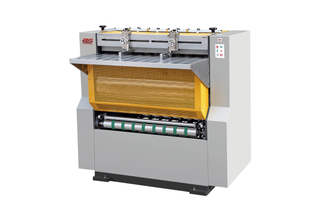 RS-KC1000B SEMI AUTOMATIC CARDBOARD GROOVING MACHINE