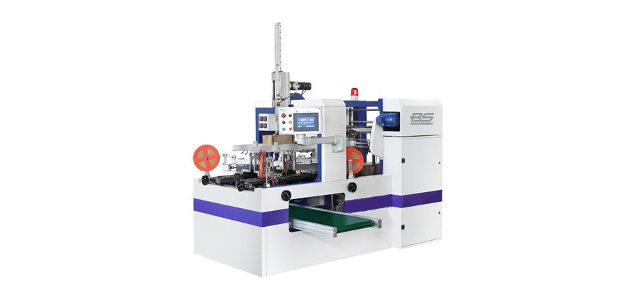 RS-TG40A AUTOMATIC CORNER TAPPING MACHINE